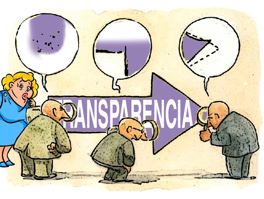 Crónicas de transparencia. El Efecto Olguín
